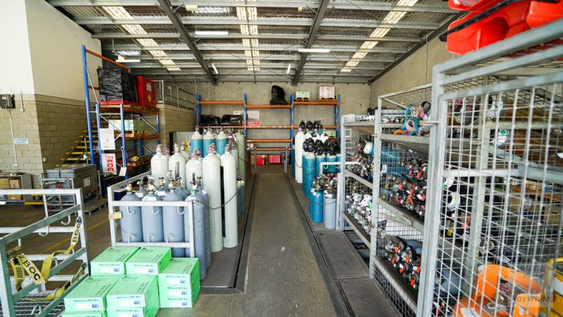 Freestanding Warehouse with Showroom and Hardstand in Kunda Park