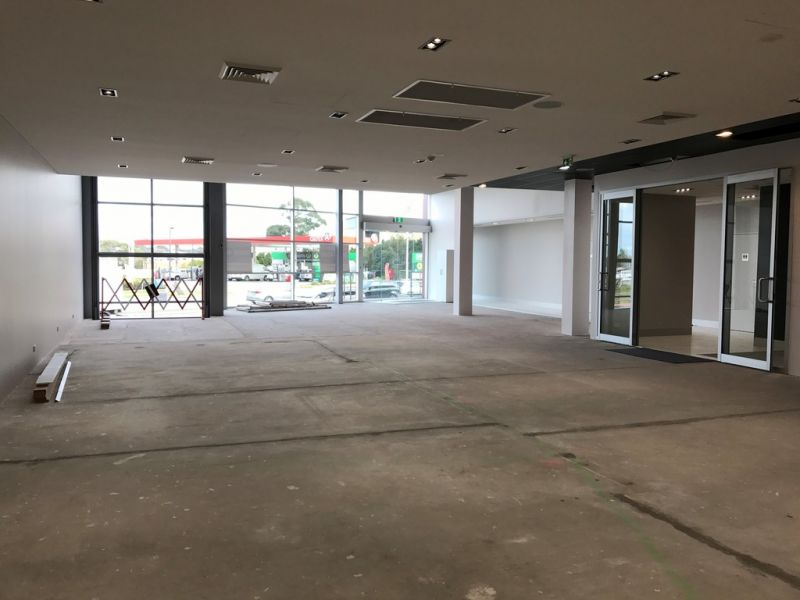 PRIME BULKY GOODS SHOWROOM SPACE FOR LEASE