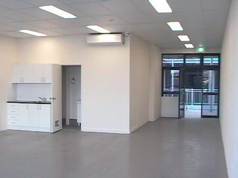BRAND NEW OFFICE SPACE IN SECURITY BUILDING !