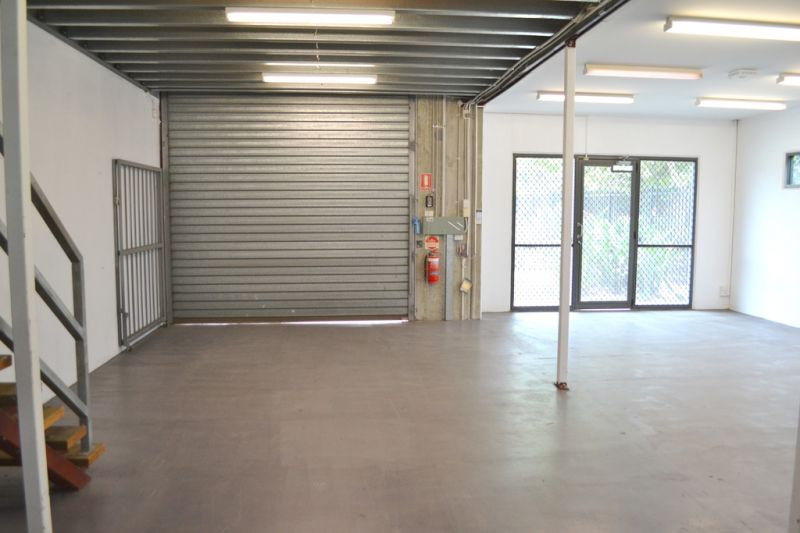 Fantastic Office With Warehouse Storage