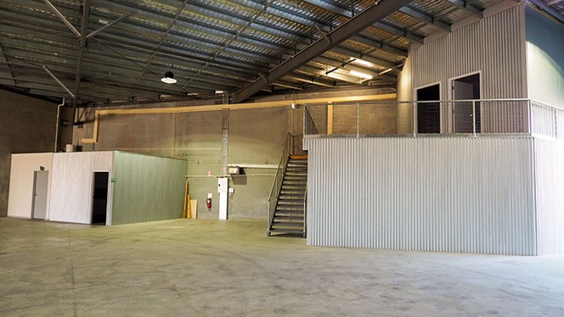 LEASED INDUSTRIAL INVESTMENT