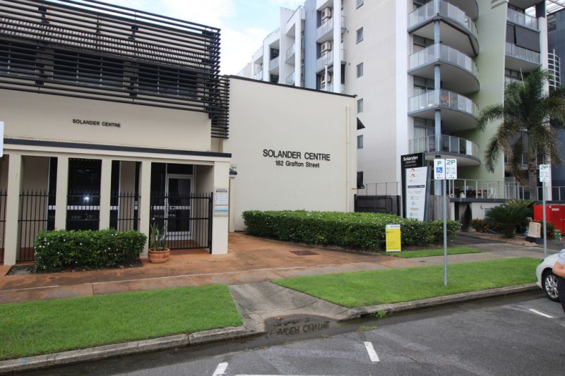 50 sqm Office Cairns City