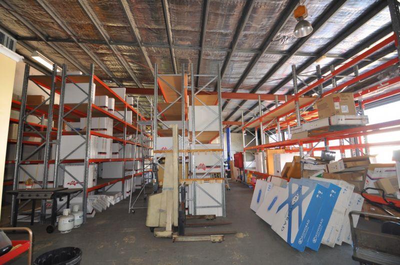 Fantastic High Clearance Industrial Facility