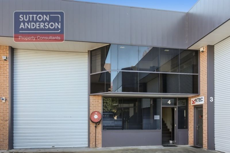 CHATSWOOD - BOUTIQUE OFFICE WAREHOUSE
