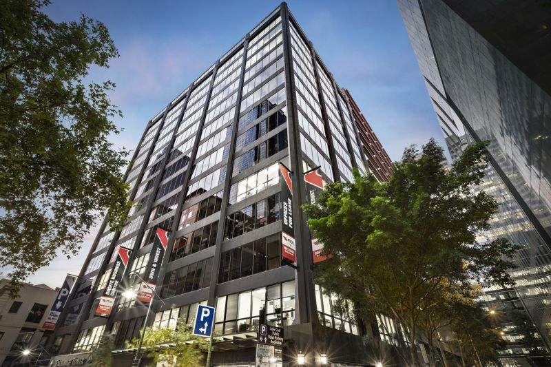 Prime leasing opportunity with a prestigious business address at Exchange Tower