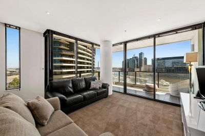 Fully Furnished One Bedroom With Stunning Vistas