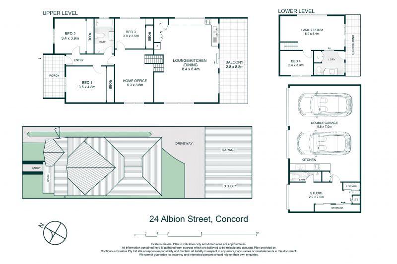 24 Albion Street Concord 2137