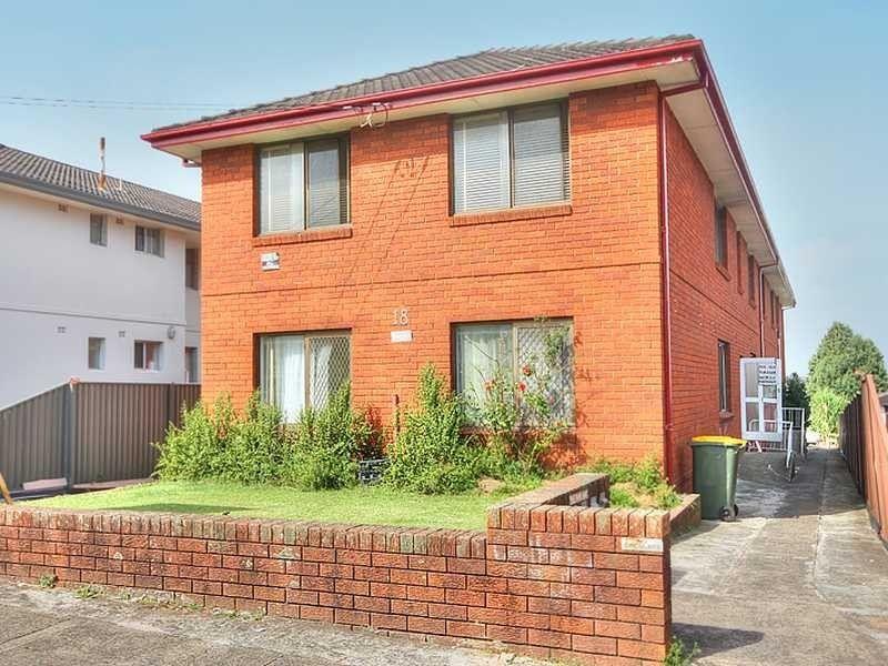 1/18 Northcote Street, Canterbury NSW 2193