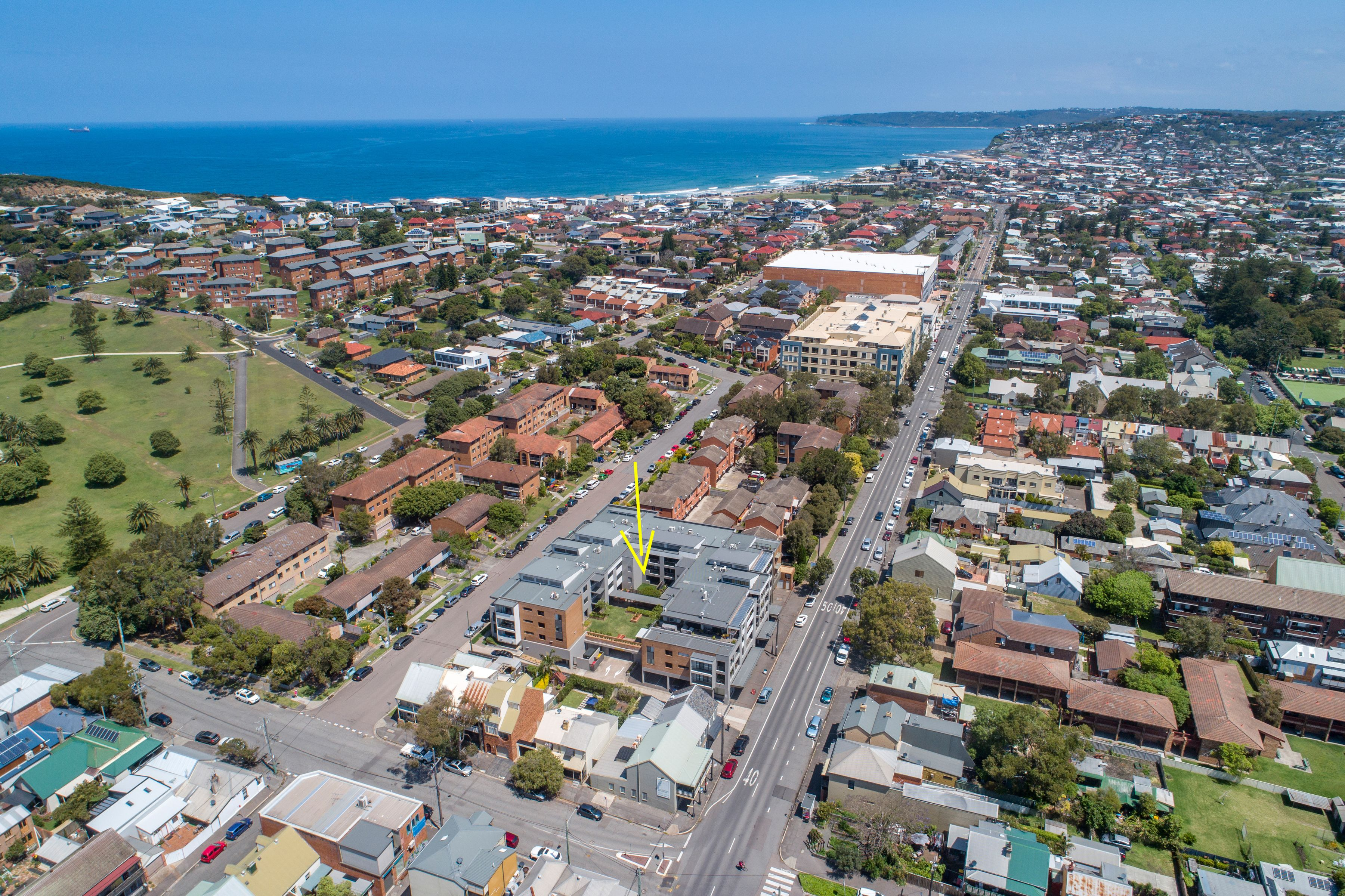 107/185 Darby Street, Cooks Hill