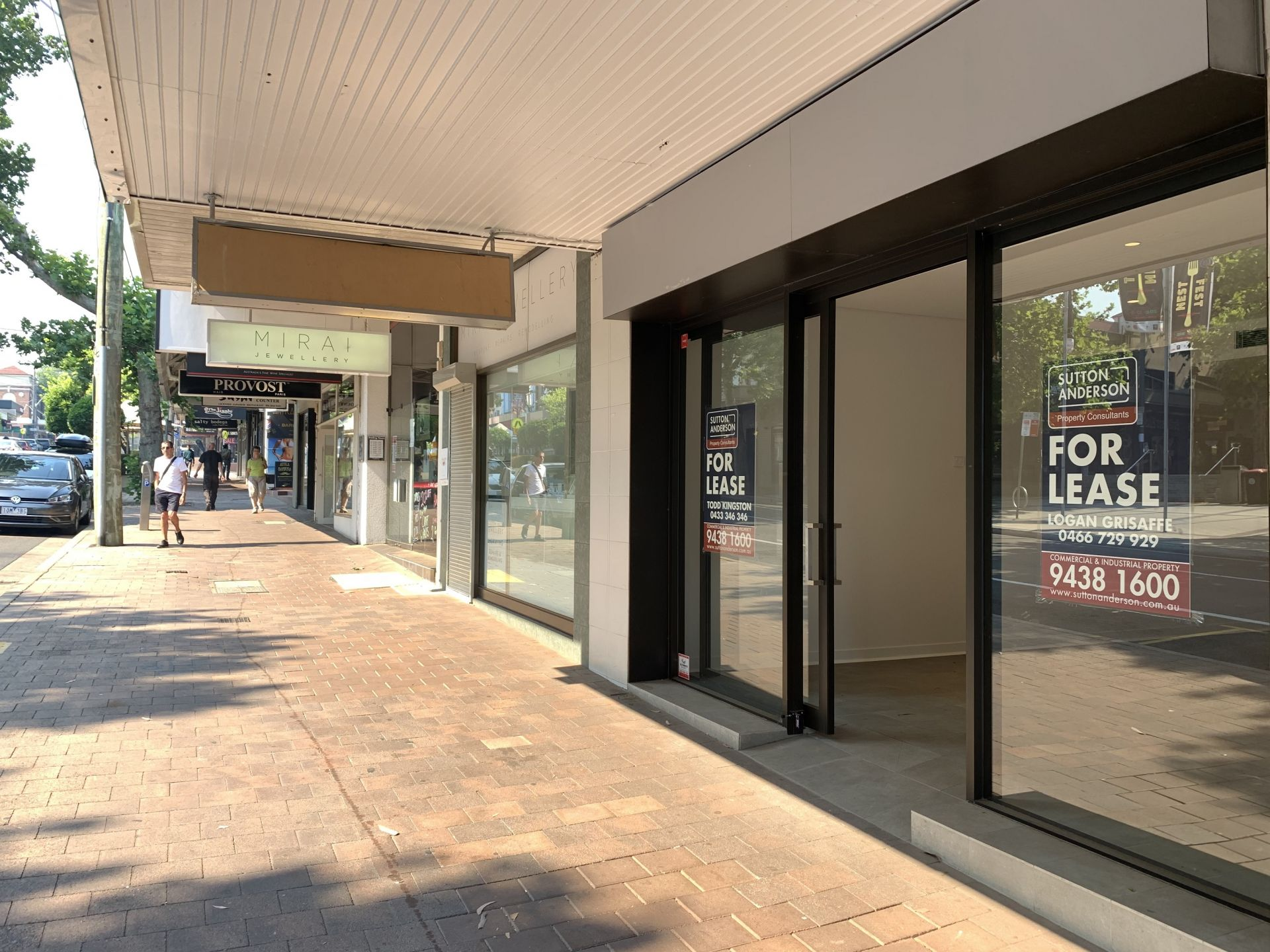 Willoughby Road Retail
