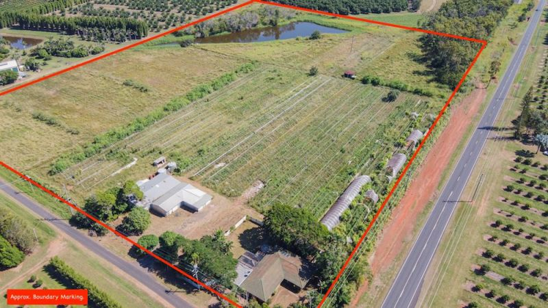 Real Estate For Sale 6 Pashleys Road Welcome Creek Qld
