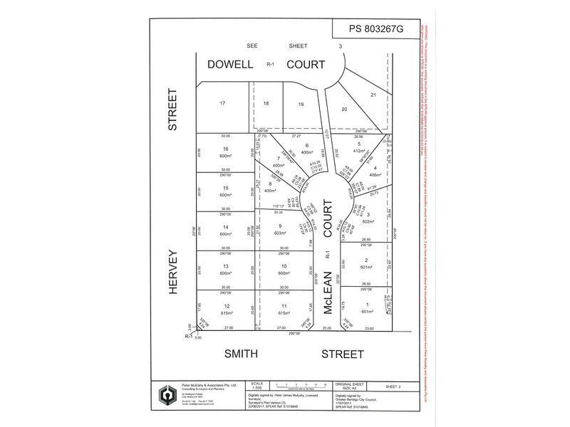 Lot 10/ McLean Court, Elmore VIC 3558
