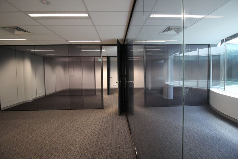 Commercial suite with fit out