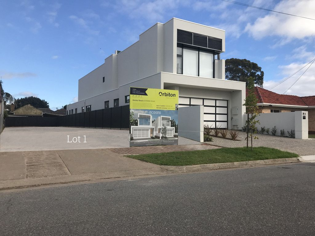 Lot 1 - 39 Webb Street, Henley Beach SA 5022