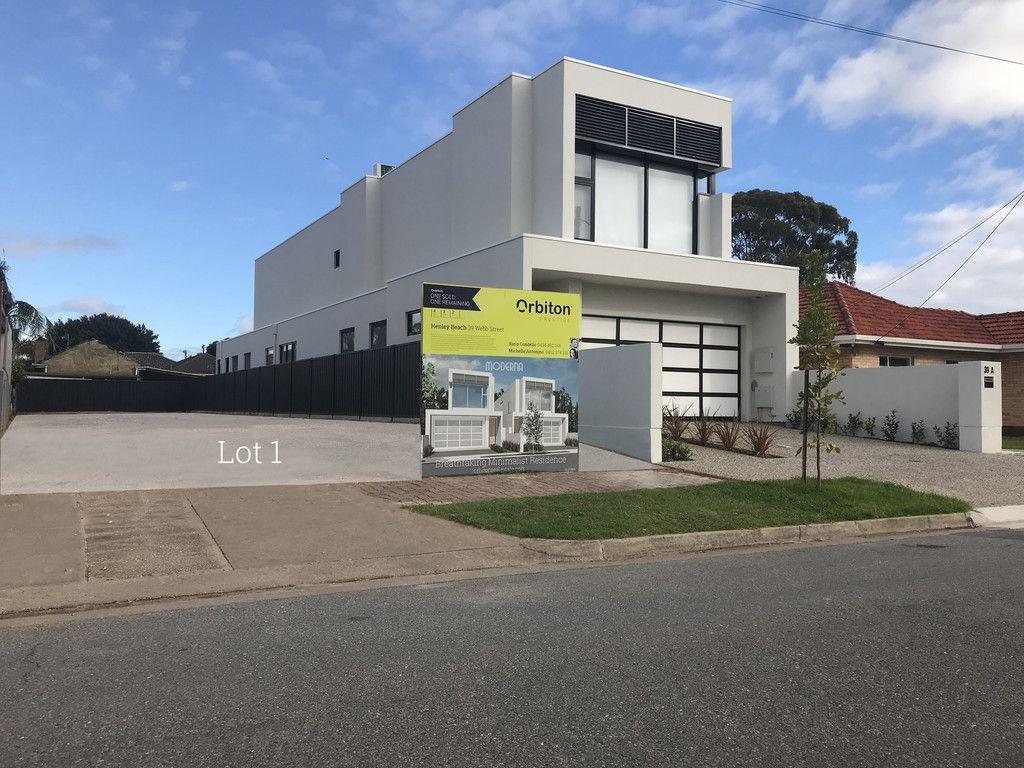 Lot 1 - 39 Webb Street, Henley Beach SA 5022