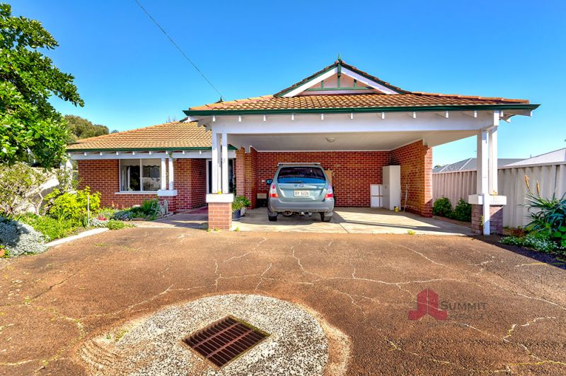 LOCATION IS EVERYTHING – QUALITY LOCK UP UNIT IN SOUTH BUNBURY