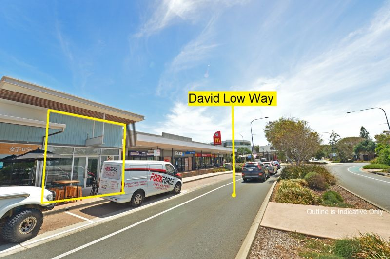 Owner Wants An Offer - David Low Way - Shop Or Office