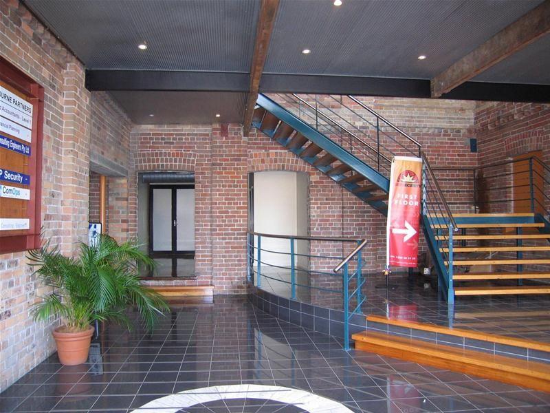 Modern Hamilton Office