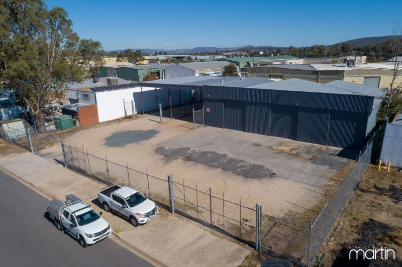 Industrial Warehouse - Development Potential