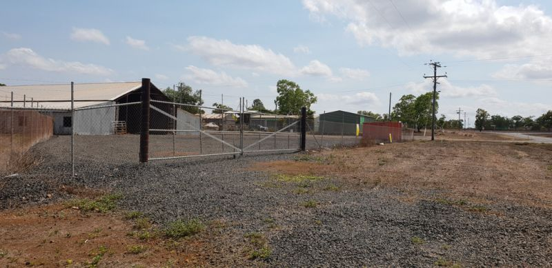 Large Industrial Shed Fits Road Trains
