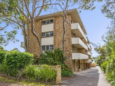 SPACIOUS APARTMENT NEAR THE HEART OF MONA VALE