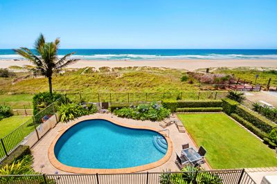 Absolute Beachfront - Entire Floor Renovator - Spectacular Views - Must Be Sold!!
