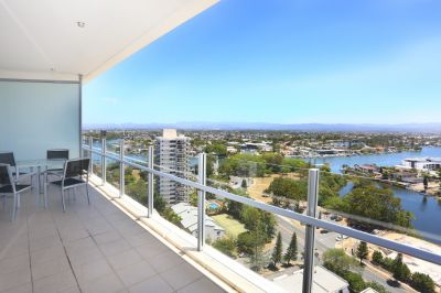 High Floor With Stunning Views In A Prime Location