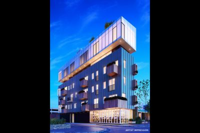 A multiple opportunity site with dual permits applicable, cutting edge quality in CBD Footscray on a prominent corner
