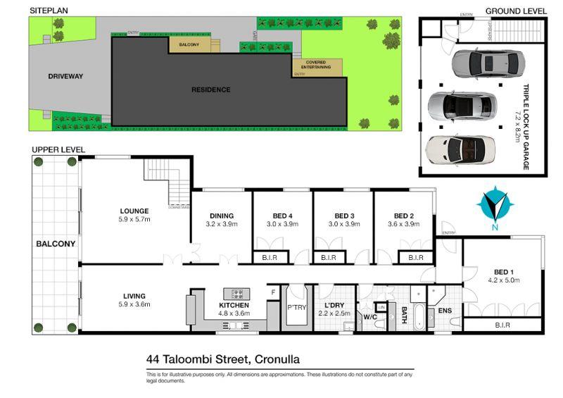 44 Taloombi Street CRONULLA 2230