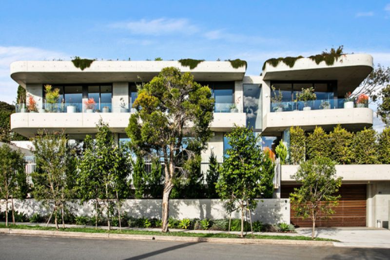SOLD - An Award-Winning Contemporary Masterpiece That Celebrates Light, Life And Artistry . Over 420sqm (approx) Of Living.