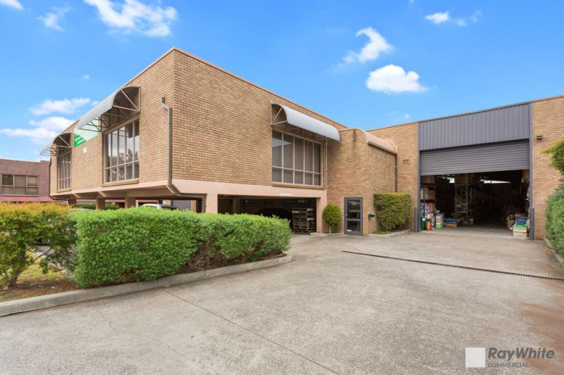 RARE STAND-ALONE OFFICE / WAREHOUSE - INVEST NOW / OCCUPY OR REDEVELOP LATER