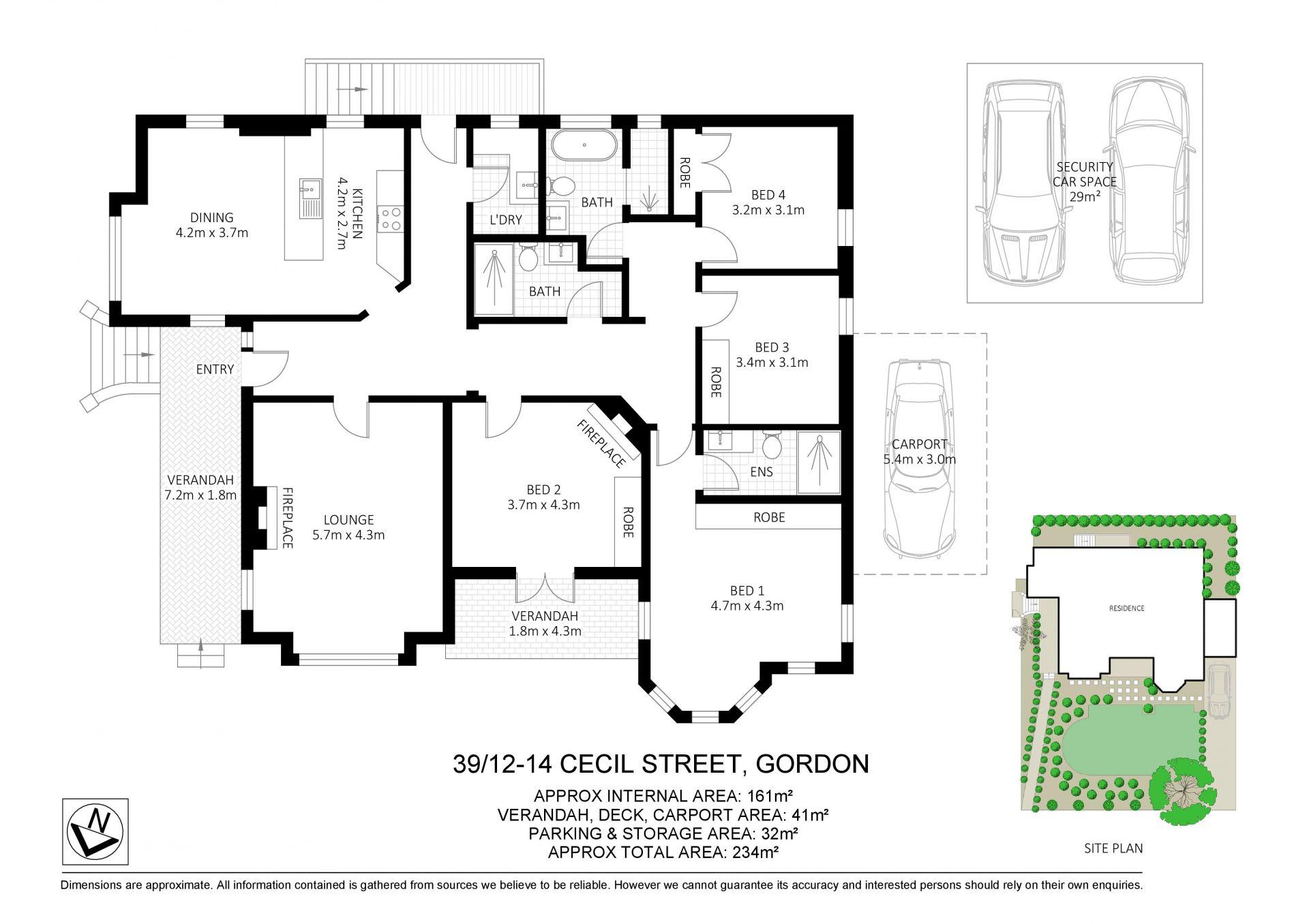 39/12-14 Cecil Street Gordon 2072