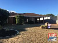22 Jarvie Crescent, USHER WA 6230 **RECENTLY REDUCED**