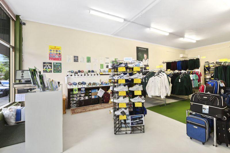 Shop & Residence