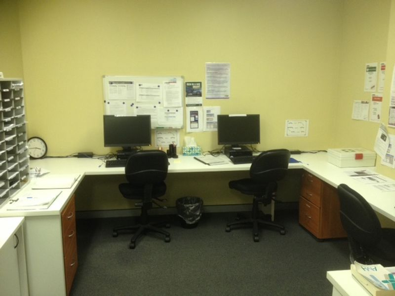 QUALITY FITOUT PROFESSIONAL SPACE