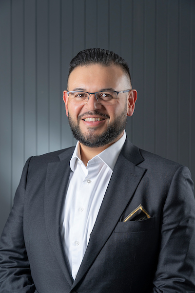 Sebastian Viteri Real Estate Agent