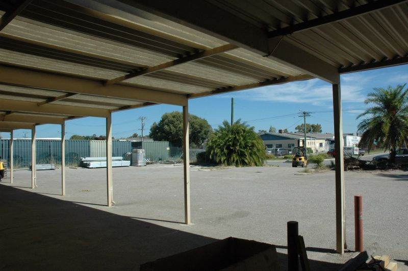 46B Stebbing Rd - Warehouse/Office with Substantial Hardstand
