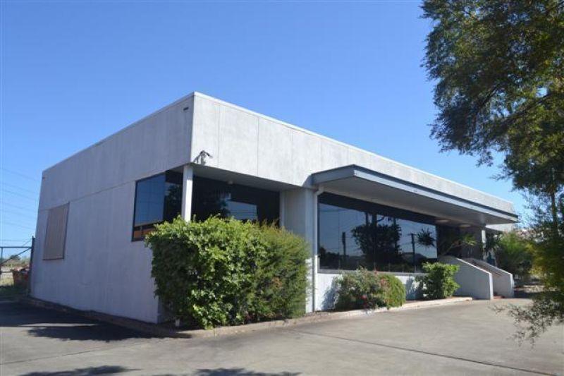 A-Grade Industrial Office Plus Yard