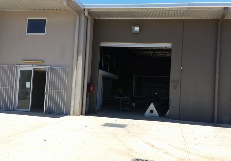Cool Industrial Strata - A Coolum Special