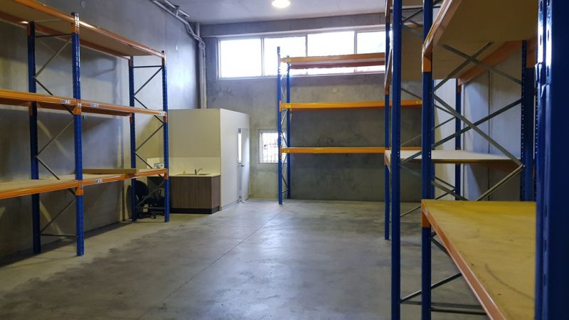 Presentable Modern Industrial Premises