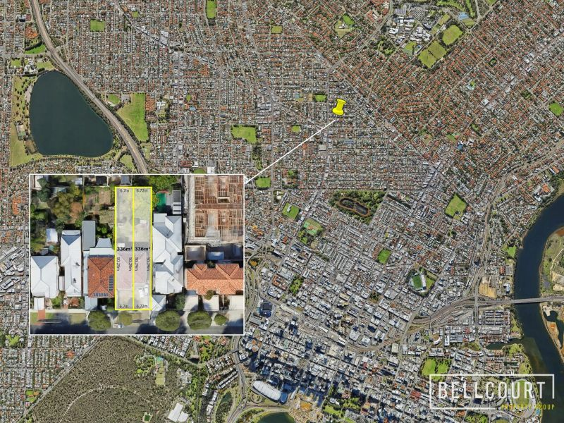 DEVELOPMENT SITE - NORTH PERTH