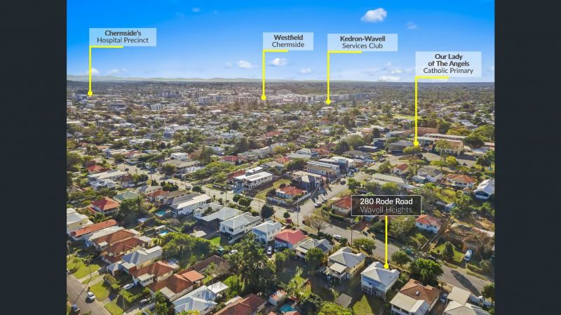 Private Rentals: 280 Rode Road, Wavell Heights, QLD 4012