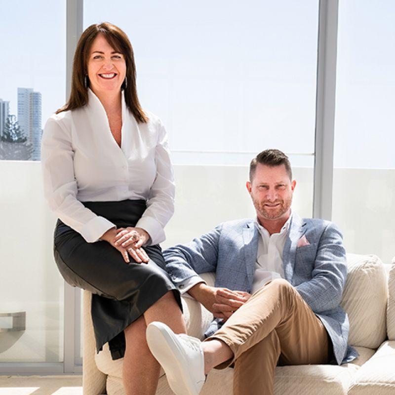 John and Nicole Mayer