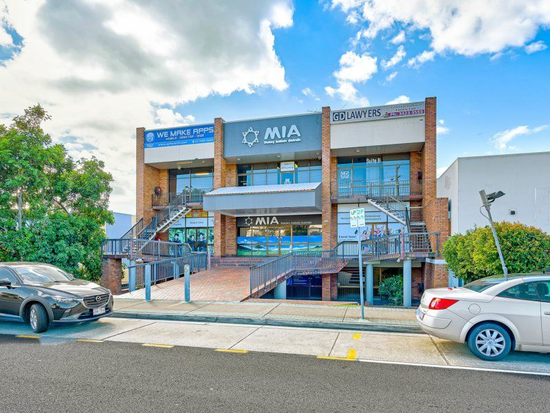 110sqm Office/Showroom. Excellent Location. Parking. Signage