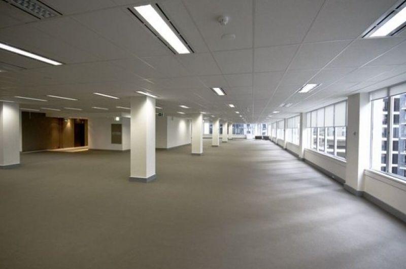 Corner Suite with Partial fitout