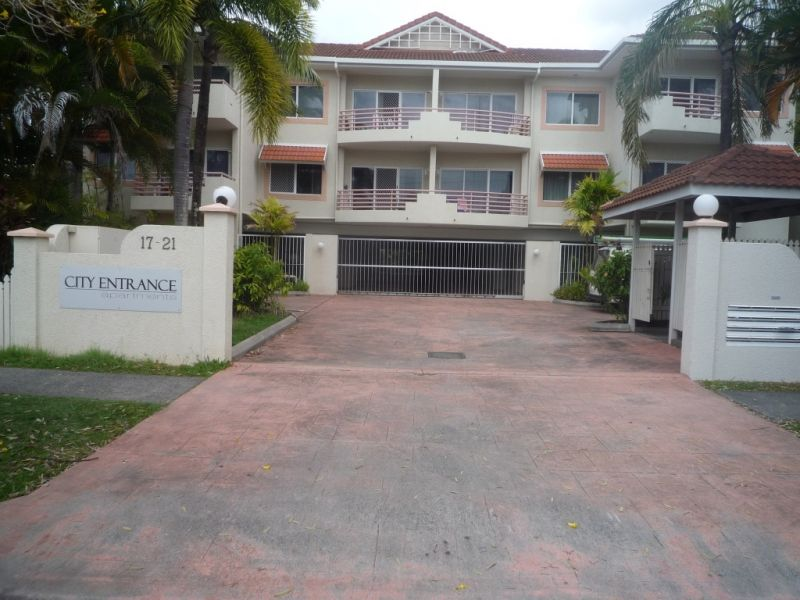 Furnished unit in enviable location