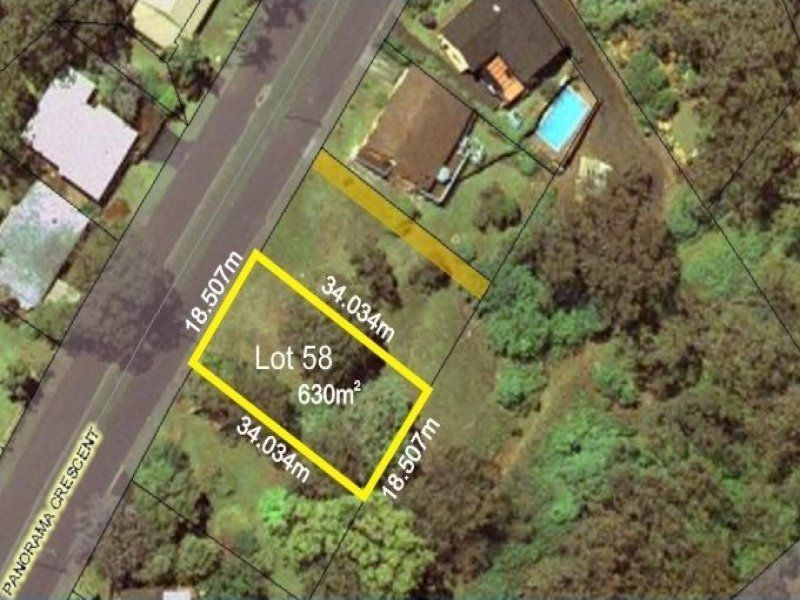 Land to suit your size home