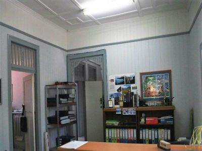 CHARACTER OFFICE IN RNA PRECINCT!