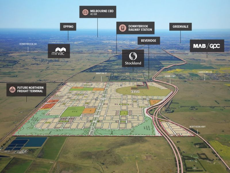 An opportunity to reshape Melbourne's north.