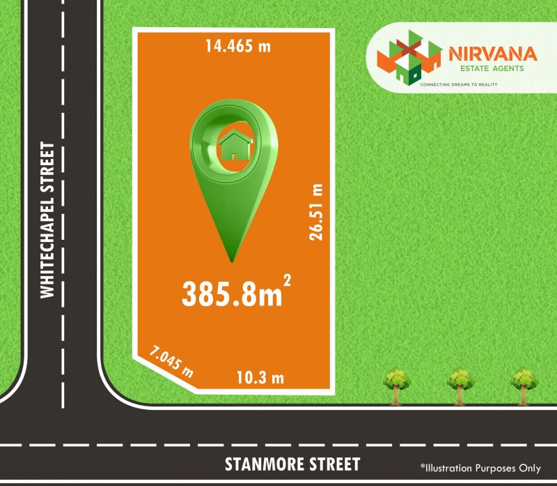 Suburb Record Price Achieved !!   Rare Opportunity to Own H&L package with wide frontage !!